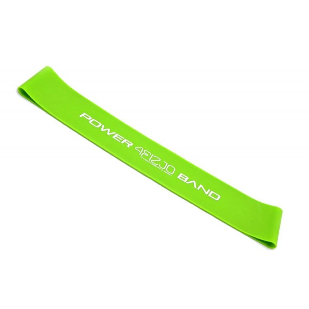 Еластична стрічка для фітнесу 4FIZJO Mini Power Band 60 х 5 х 0.10 см, 10-15 кг
