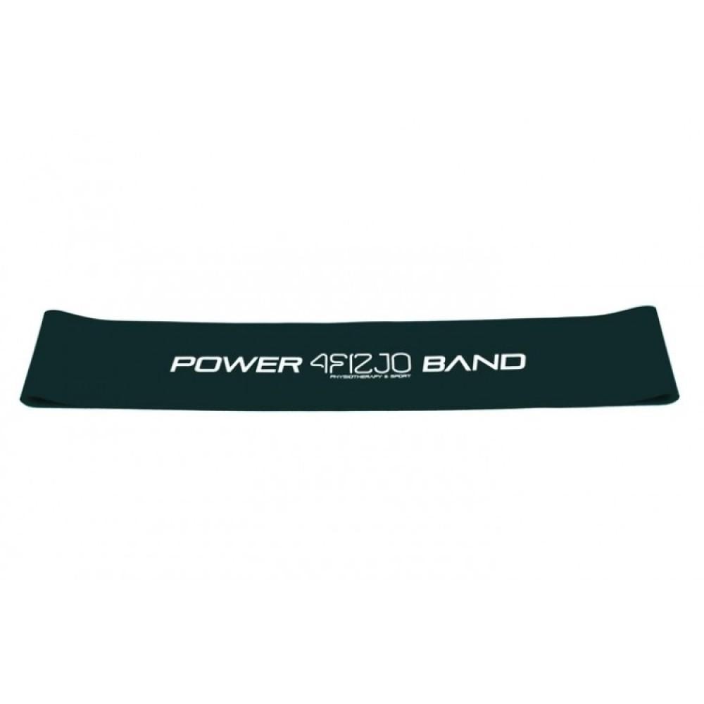 Еластична стрічка для фітнесу 4FIZJO Mini Power Band 60 х 5 х 0.12 см, 15-20 кг