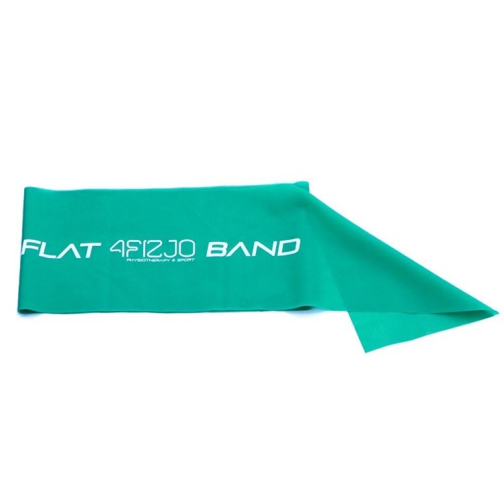 Еластична стрічка для фітнесу 4FIZJO Flat Band 200 х 15 х 0.025 см, 3-5 кг
