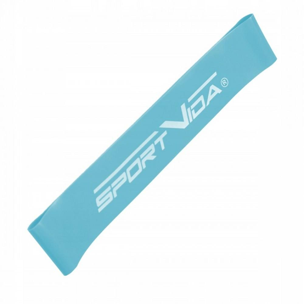Еластична стрічка для фітнесу SportVida Mini Power Band 60 х 5 х 0.06 см, 0-5 кг