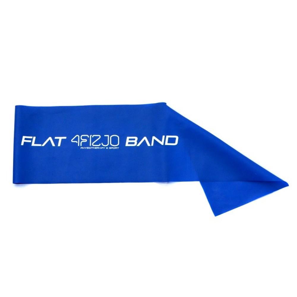 Еластична стрічка для фітнесу 4FIZJO Flat Band 200 х 15 х 0.03 см, 5-7 кг