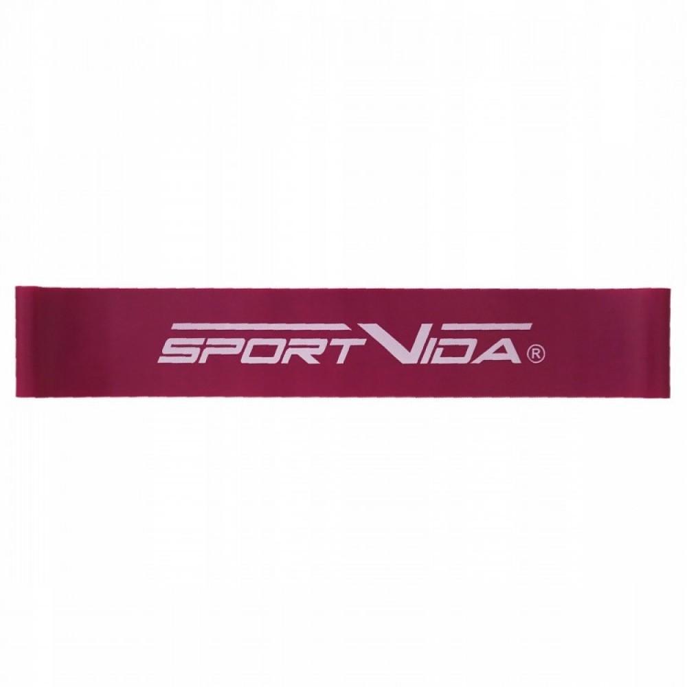 Еластична стрічка для фітнесу SportVida Mini Power Band 60 х 5 х 0.08 см, 5-10 кг