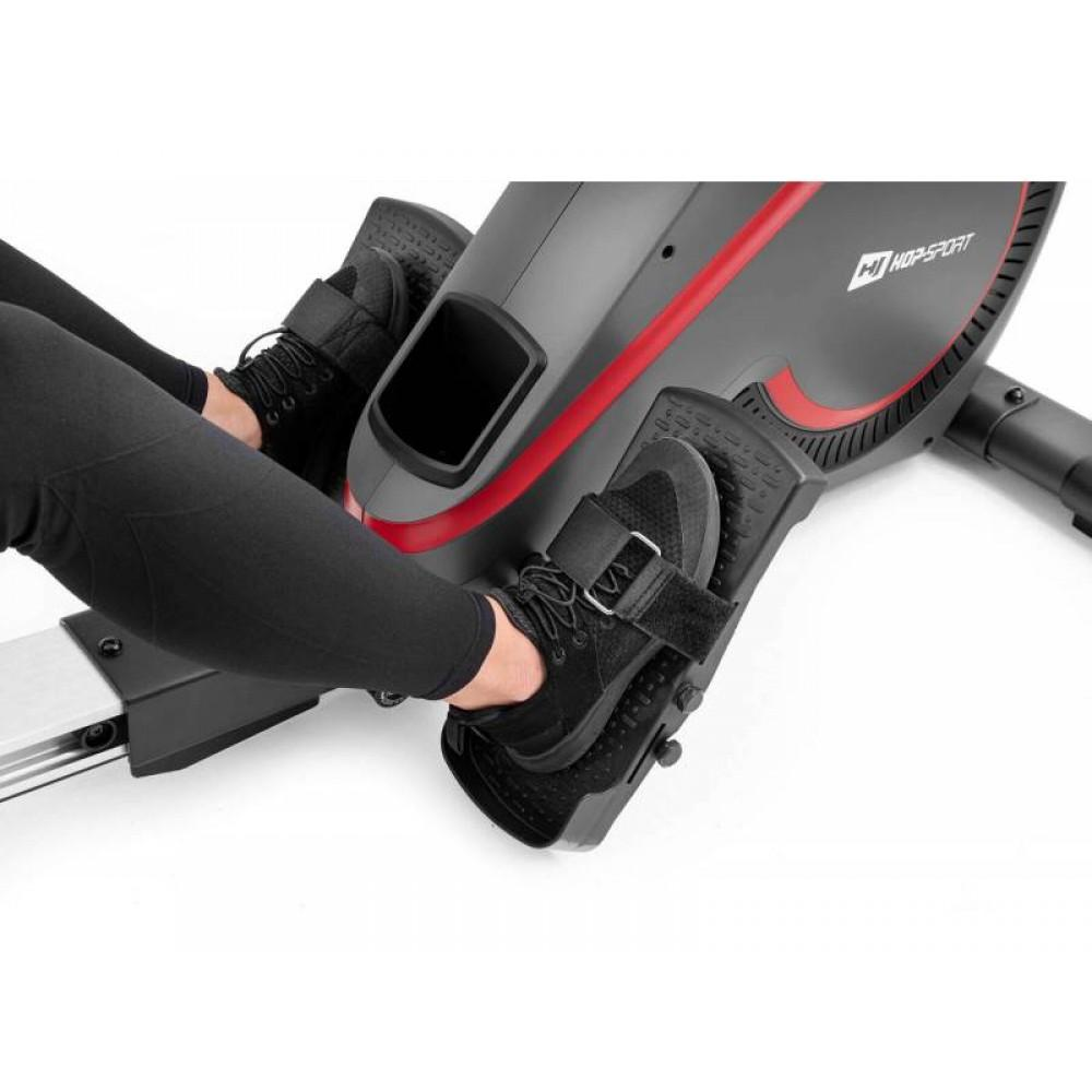 Гребний тренажер Hop-Sport HS-095R Spike Grey