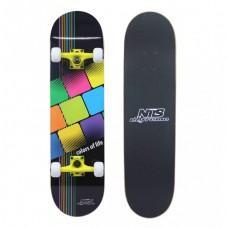 Скейтборд Nils Extreme Colors of Life