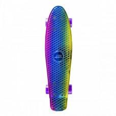 Пеніборд Nils Extreme Electrostyle Rainbow