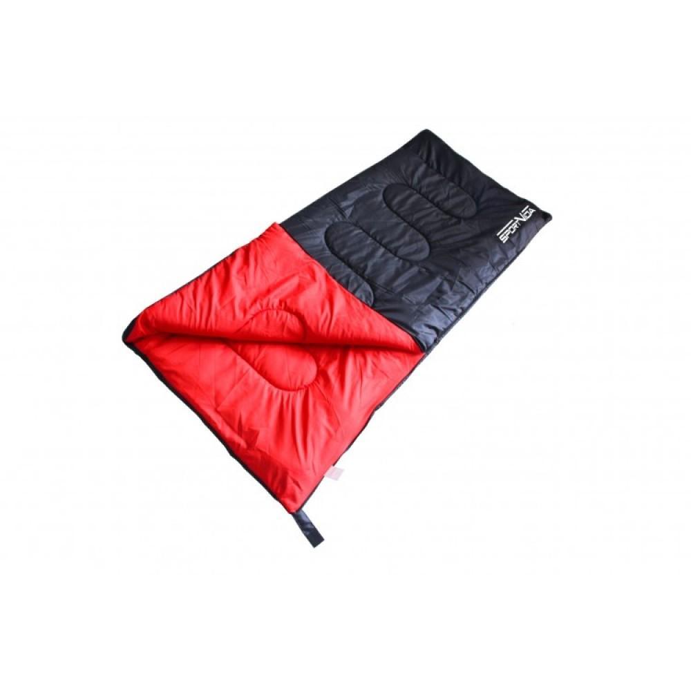 Спальний мішок SportVida 210Т Polyester Ripstop Right 180 x 75 см