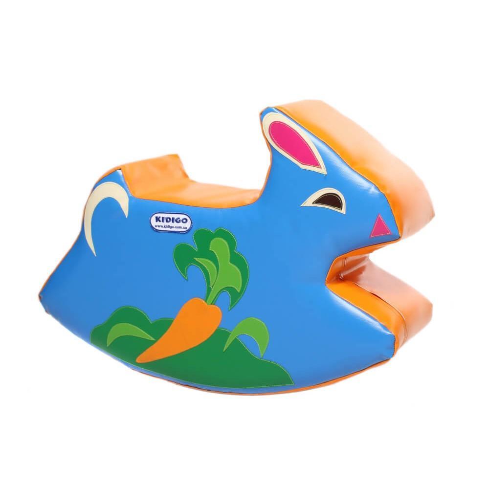 """Дитяча гойдалка """"Заєць"""" Kidigo"""