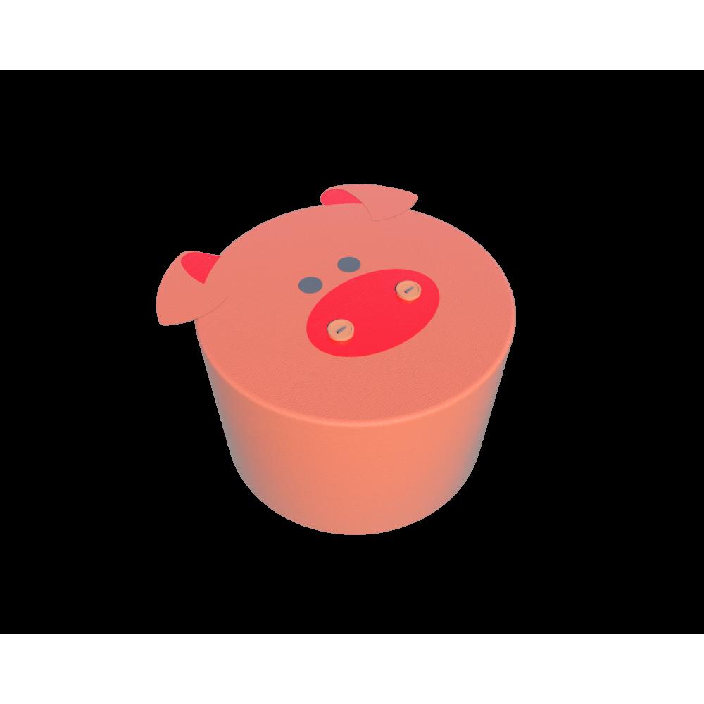 """Пуф """"Свинка"""" Kidigo Premium"""