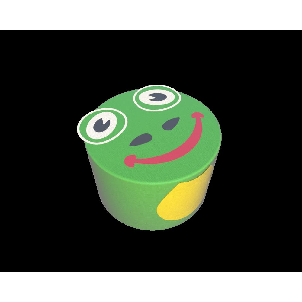 "Пуф ""Жабеня"" Kidigo Premium"