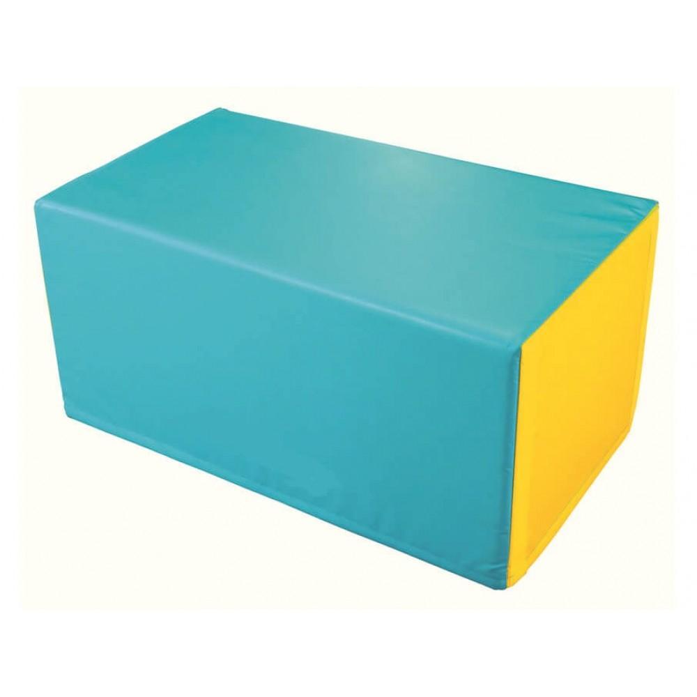 """Спортивний м'який модуль """"Блок"""" Kidigo Premium"""
