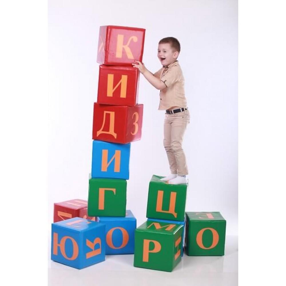 """Модульний набір """"Абетка"""" Kidigo"""
