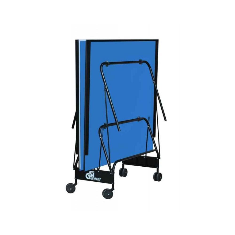 Тенісний стіл GSI-Sport Compact Strong Blue