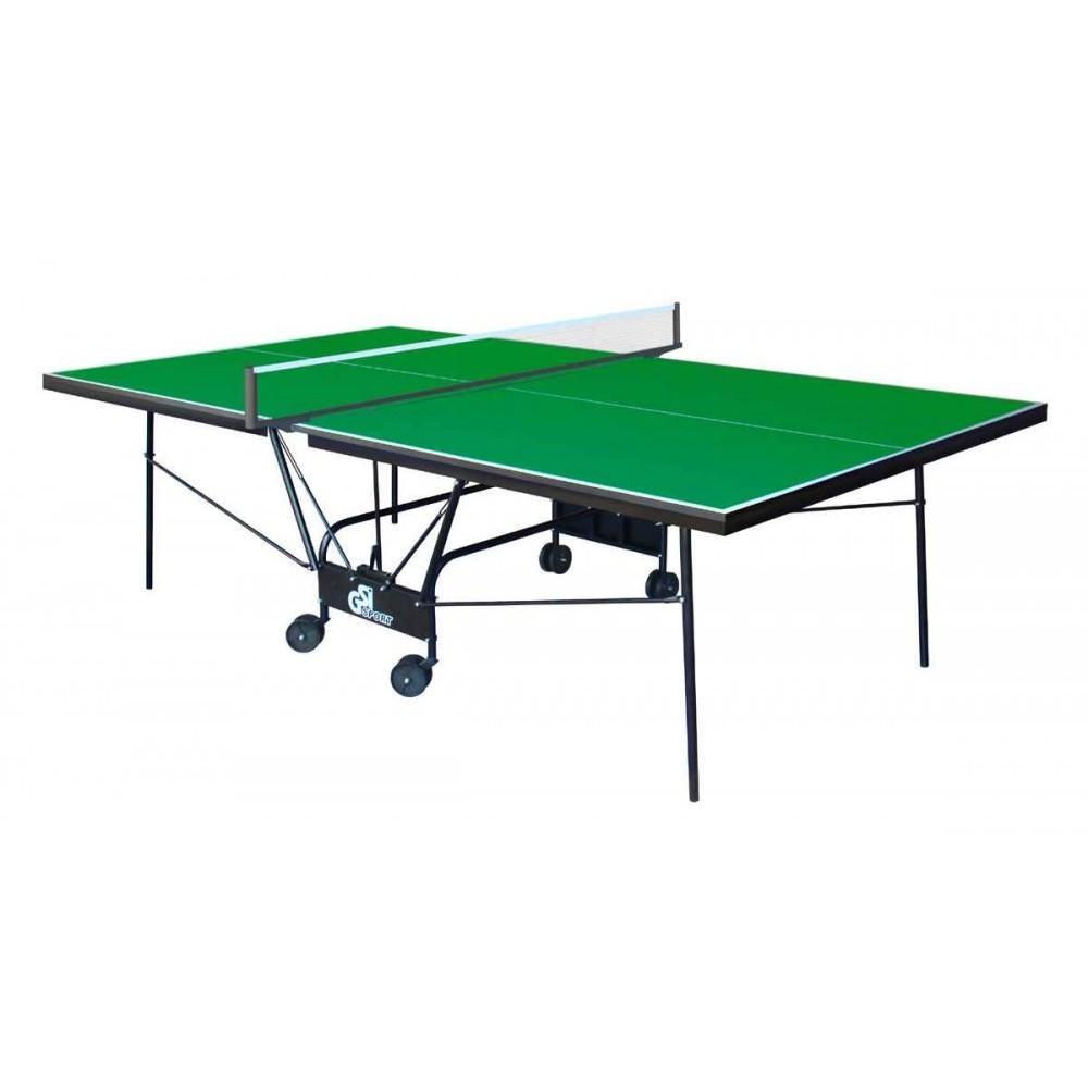 Тенісний стіл GSI-Sport Compact Strong Green