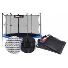 Внутрішня сітка для батута Hop-Sport 366 см на 8 стійок