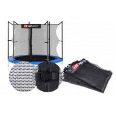 Внутрішня сітка для батута Hop-Sport 244 см на 6 стійок