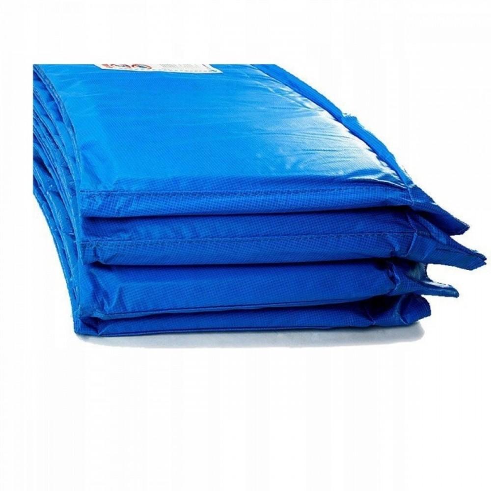 Захисний мат для батута Springos 244-252 см Blue