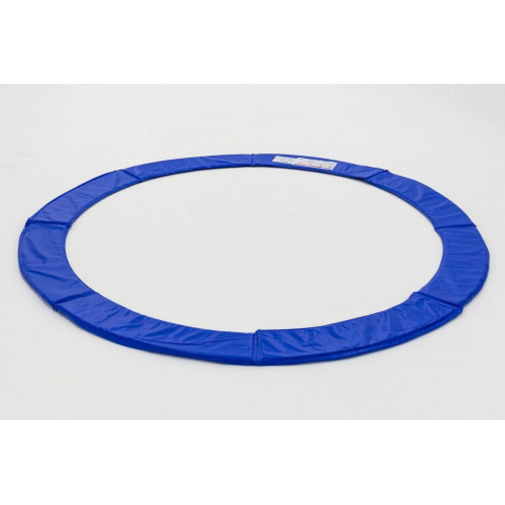 Захисний мат на пружини Hop-Sport 305 см Blue