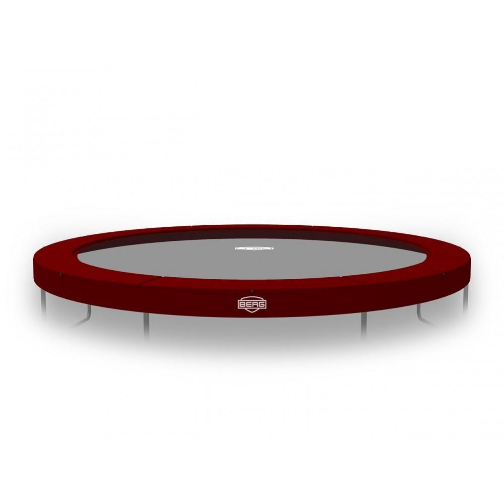 Захисний мат для батута Berg Elite Red 430
