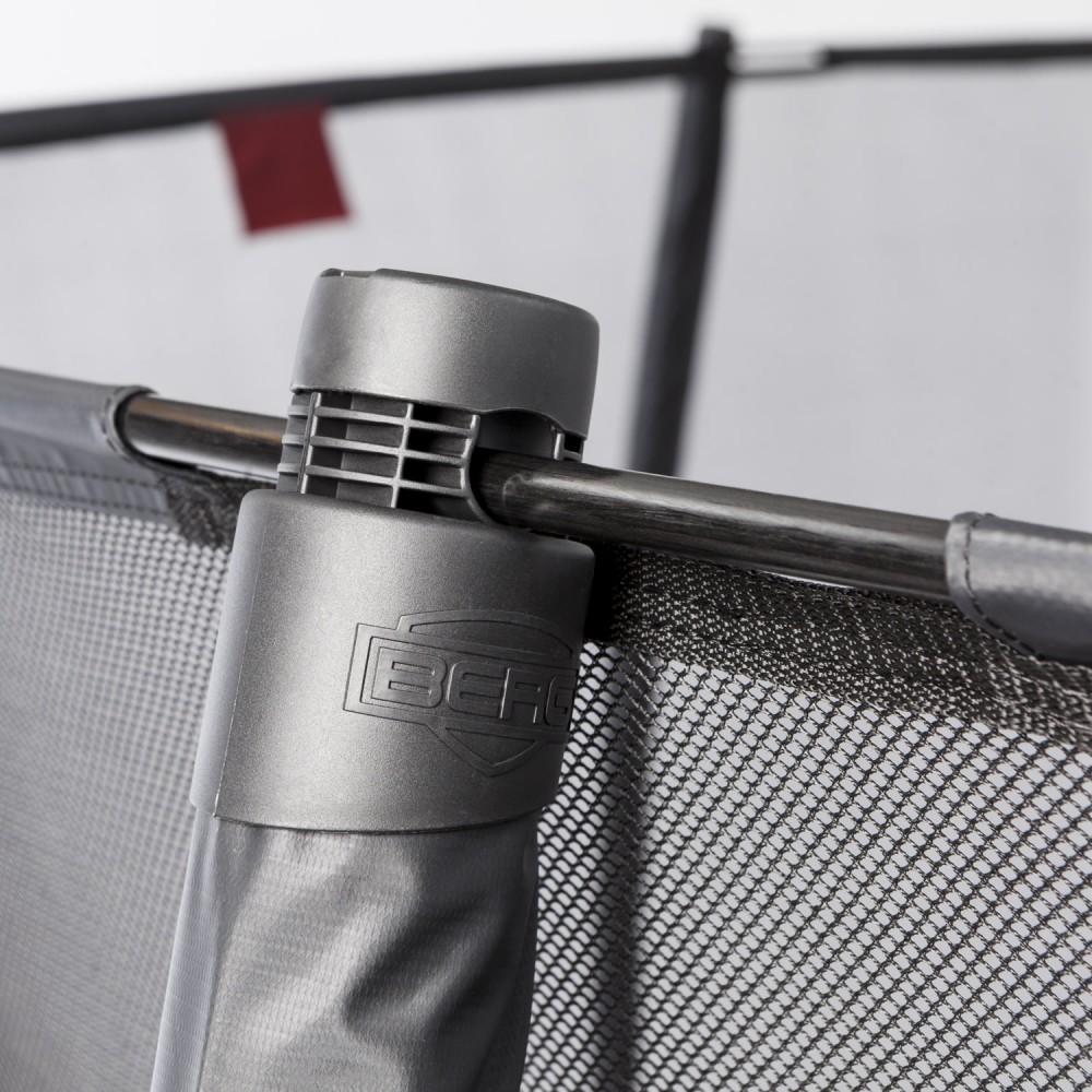 Батут Berg Champion 330 см Grey з сіткою Deluxe
