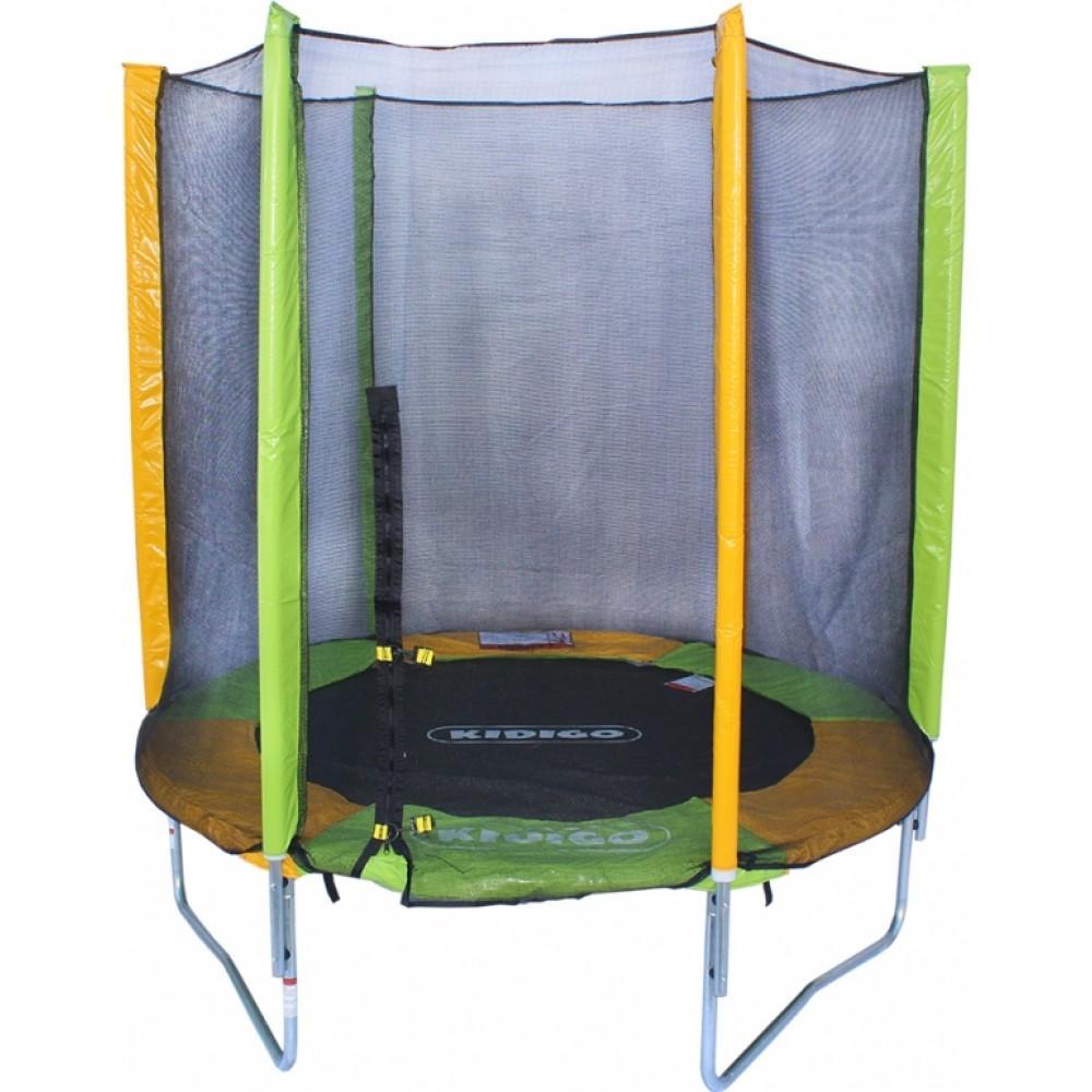 Батут з сіткою Kidigo 183 см