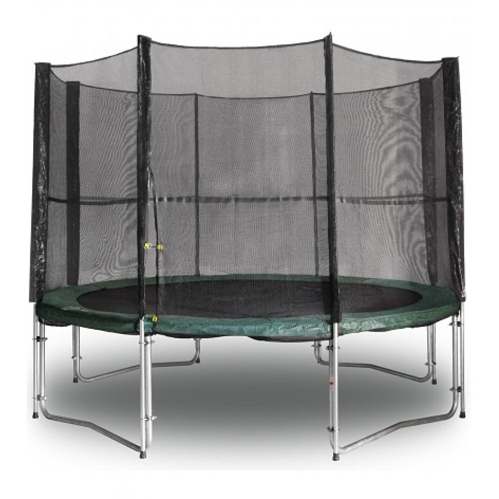 Батут з сіткою Kidigo 304 см