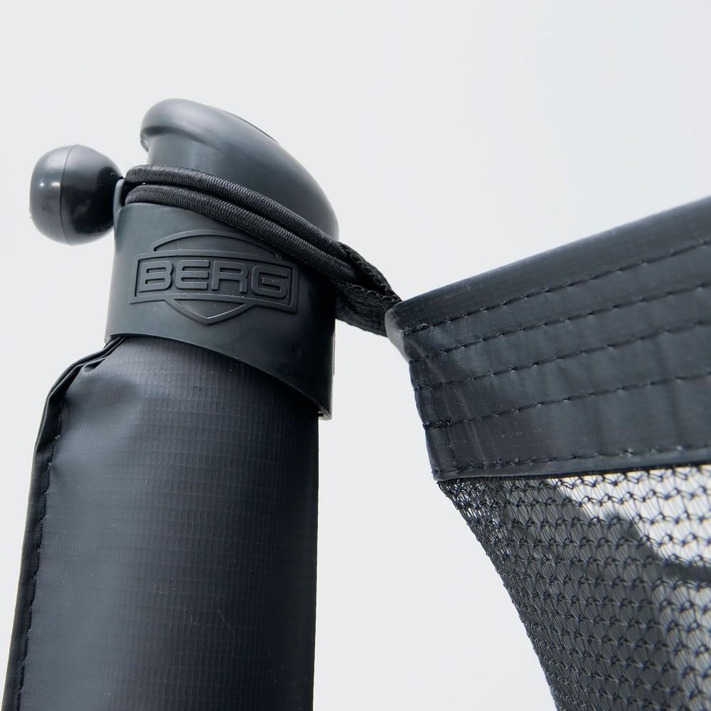Батут Berg Favorit Grey 430 см із сіткою Comfort
