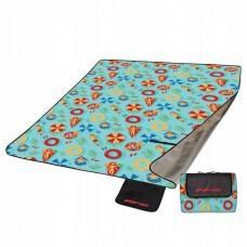 Складаний туристичний килимок SportVida SV-CC0033 200 x 200 см