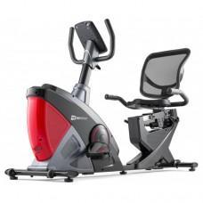Велотренажер Hop-Sport 070L Helix Black/Red