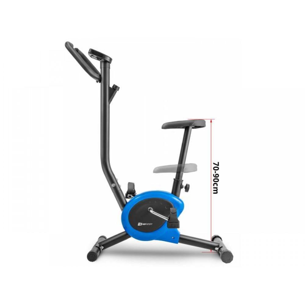 Велотренажер Hop-Sport 010H Rio Blue
