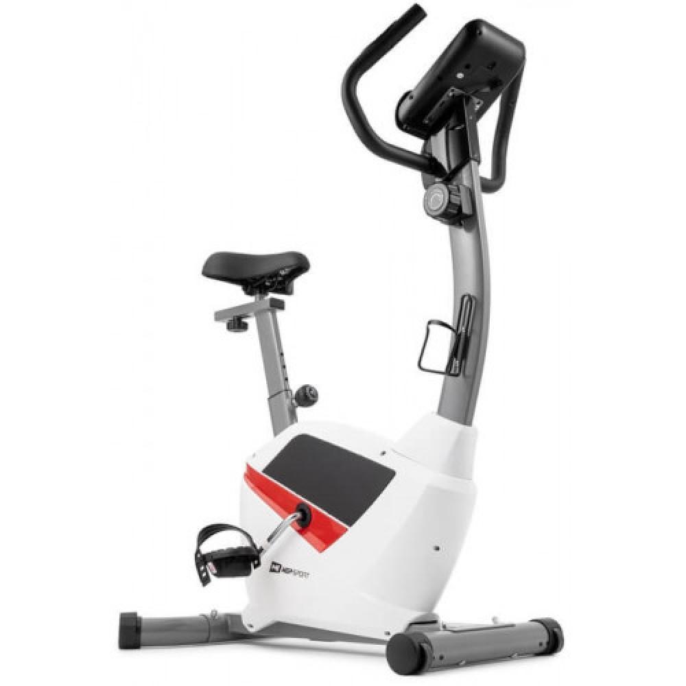 Велотренажер Hop-Sport 2090H Aveo White