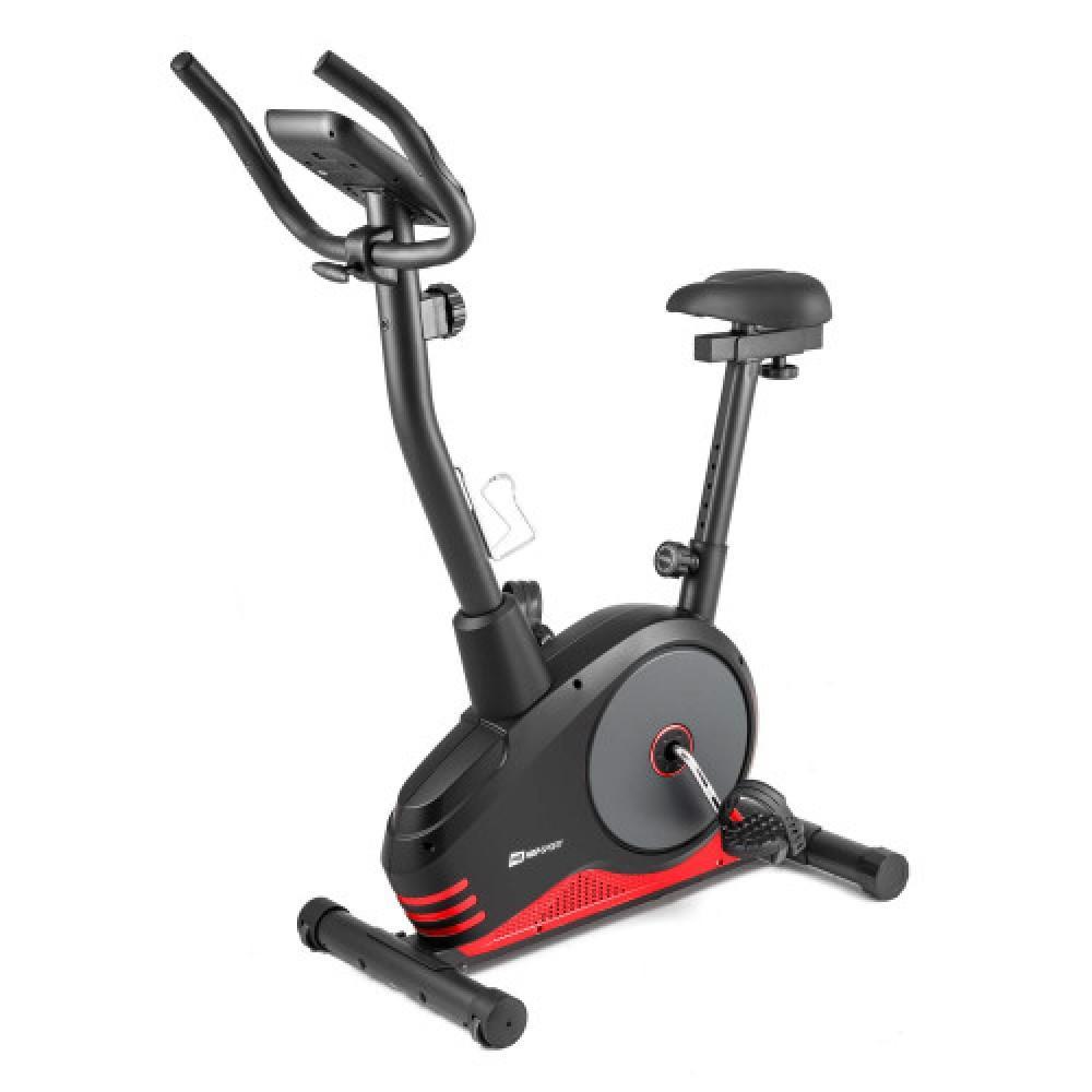 Велотренажер Hop-Sport 2080 Spark Black/Red