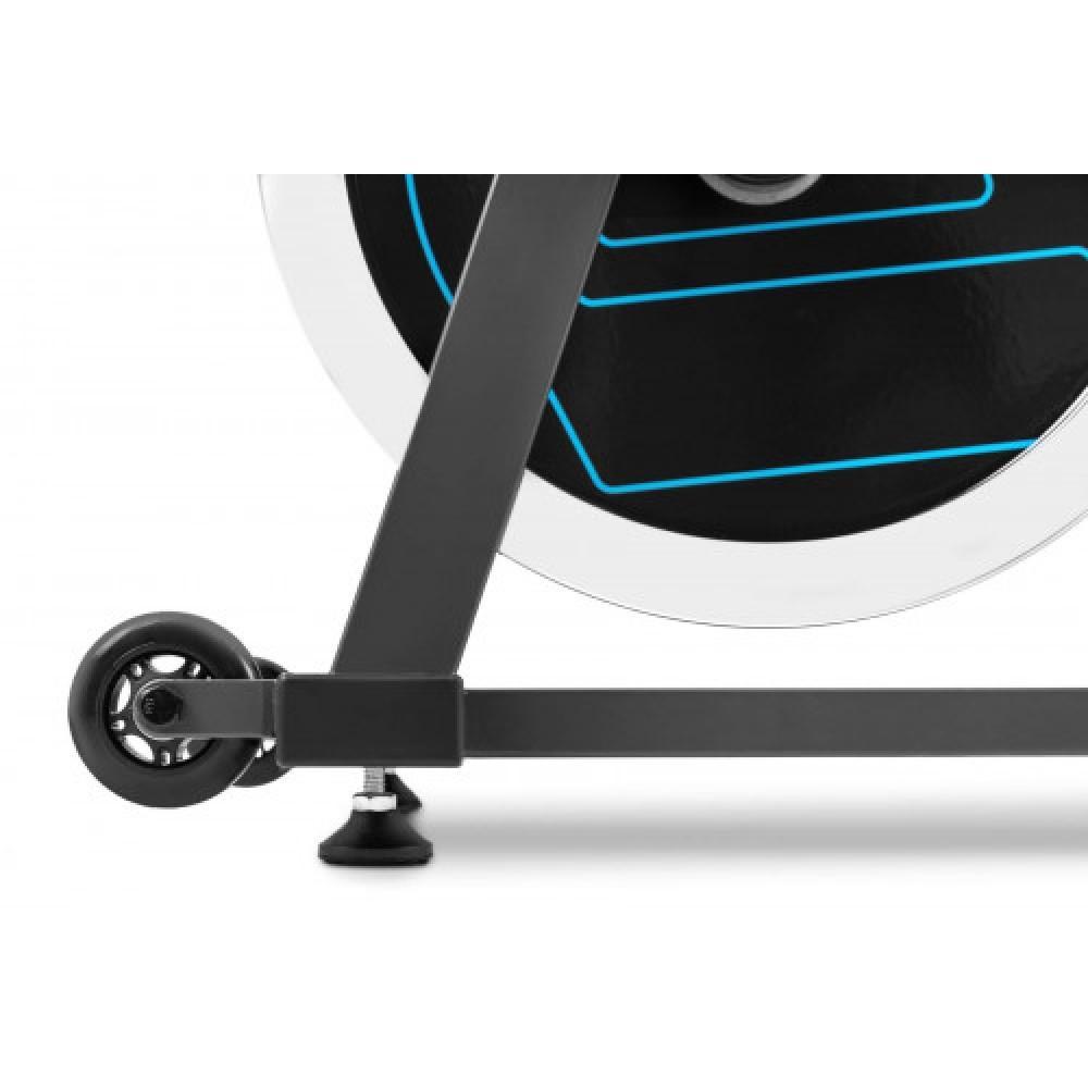 Спінбайк Hop-Sport 045CI Bravo Grey / Blue
