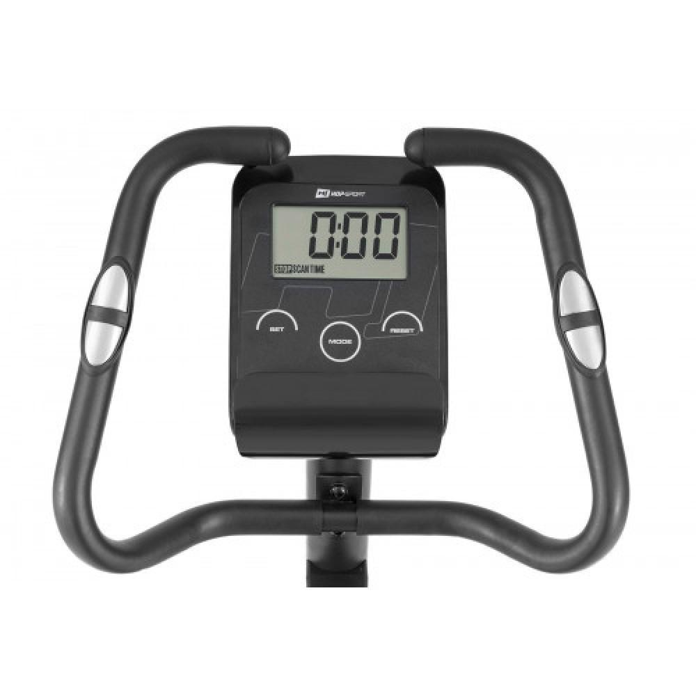 Велотренажер Hop-Sport 035H Leaf Silver