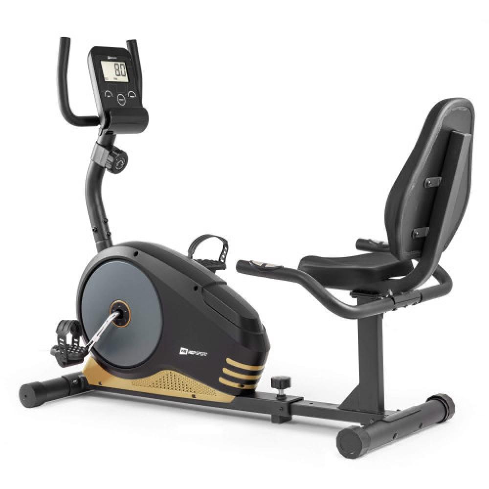 Велотренажер Hop-Sport 040L Root Black/Gold/Grey