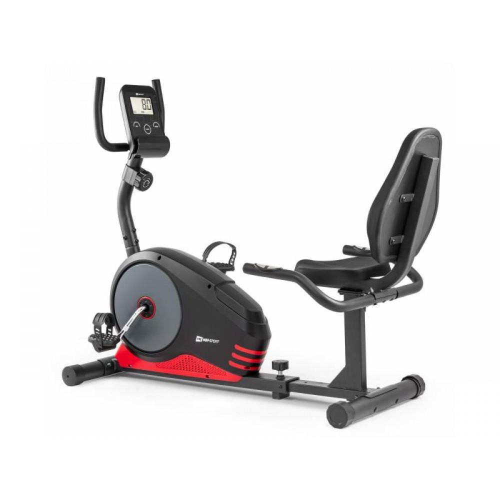 Велотренажер Hop-Sport 040L Root Black/Red/Grey