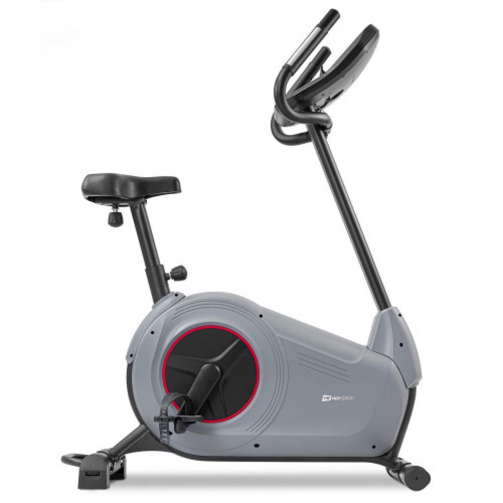 Велотренажер Hop-Sport 100H Solid Gray