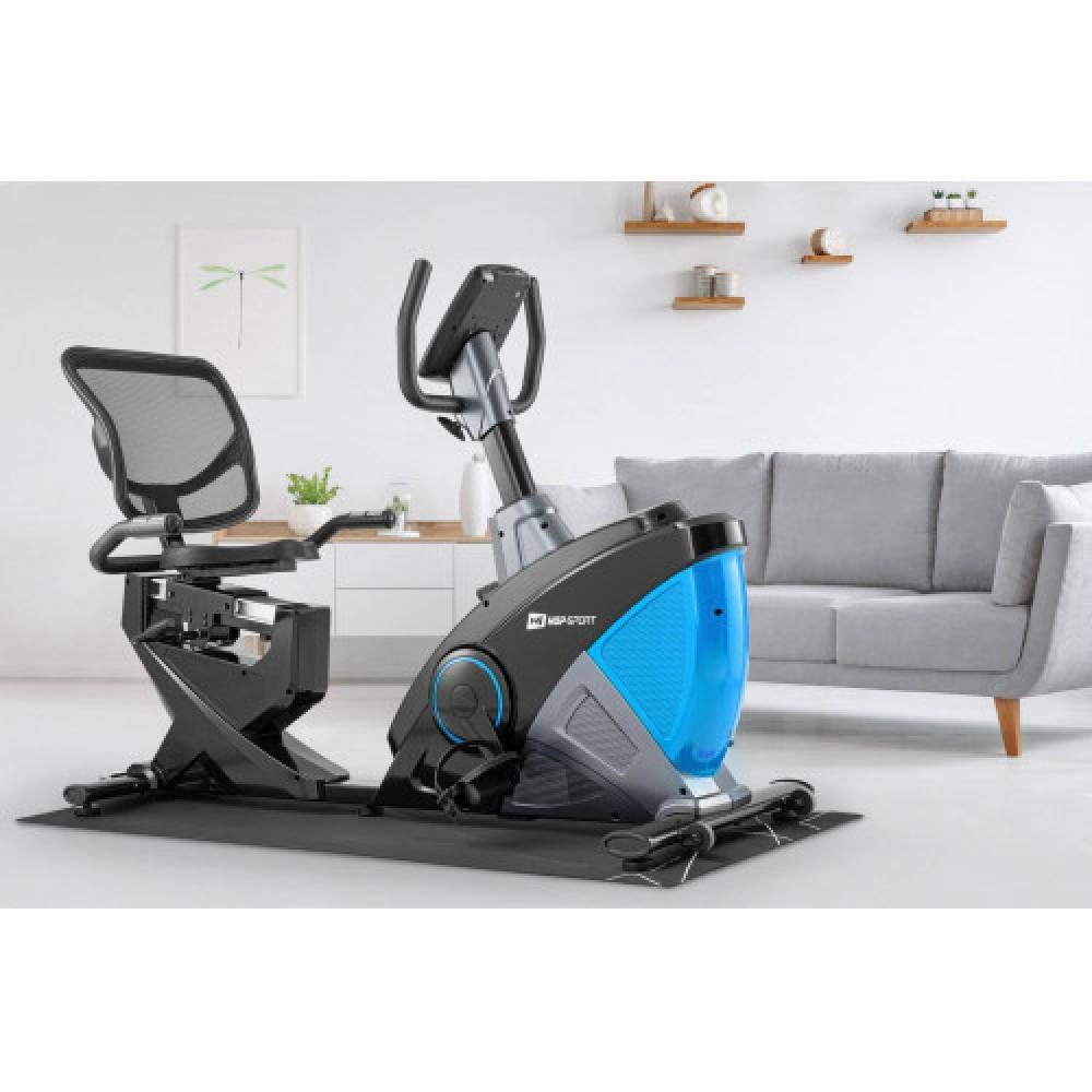 Велотренажер Hop-Sport 070L Helix Black/Blue