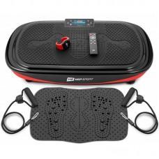 Віброплатформа Hop-Sport 095VS Crown з масажним килимком