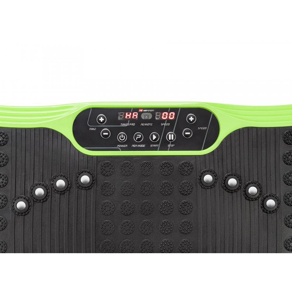 Віброплатформа Hop-Sport 040VS Cube Lime