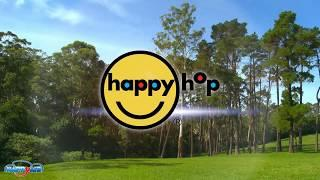 Надувний батут Happy Hop Футбол