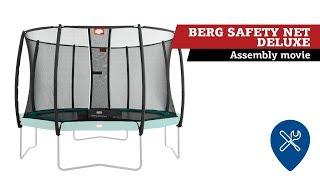 BERG Safety Net Deluxe | assembly movie