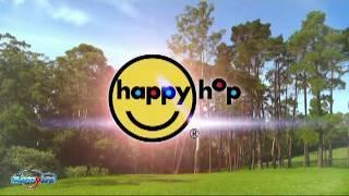 Надувний батут Happy Hop Смуга перешкод