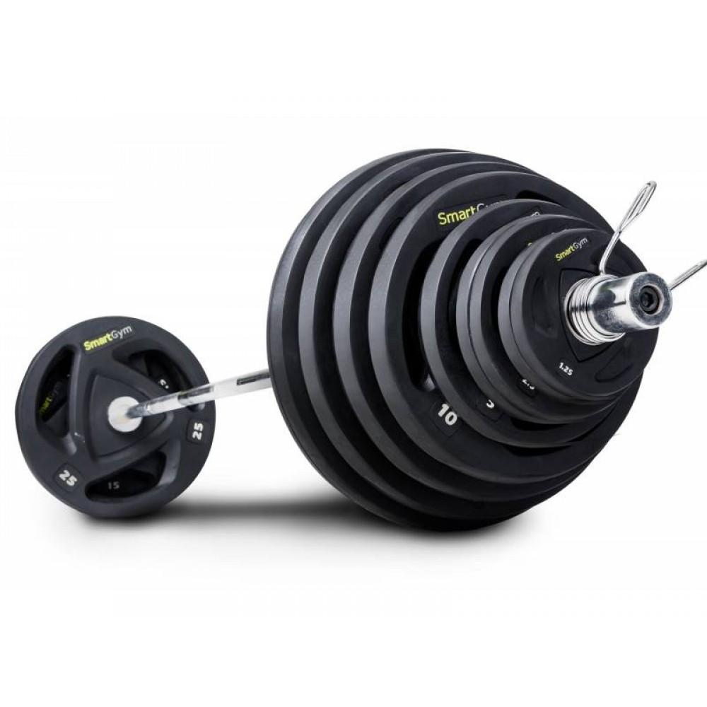 Диск олімпійський SmartGym 25 кг