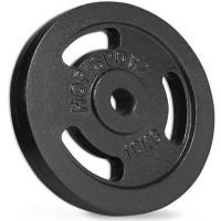 Диск металевий Hop-Sport 10 кг