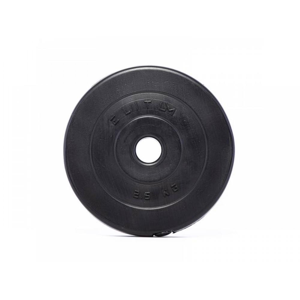 Диск композитний Elitum 2.5 кг