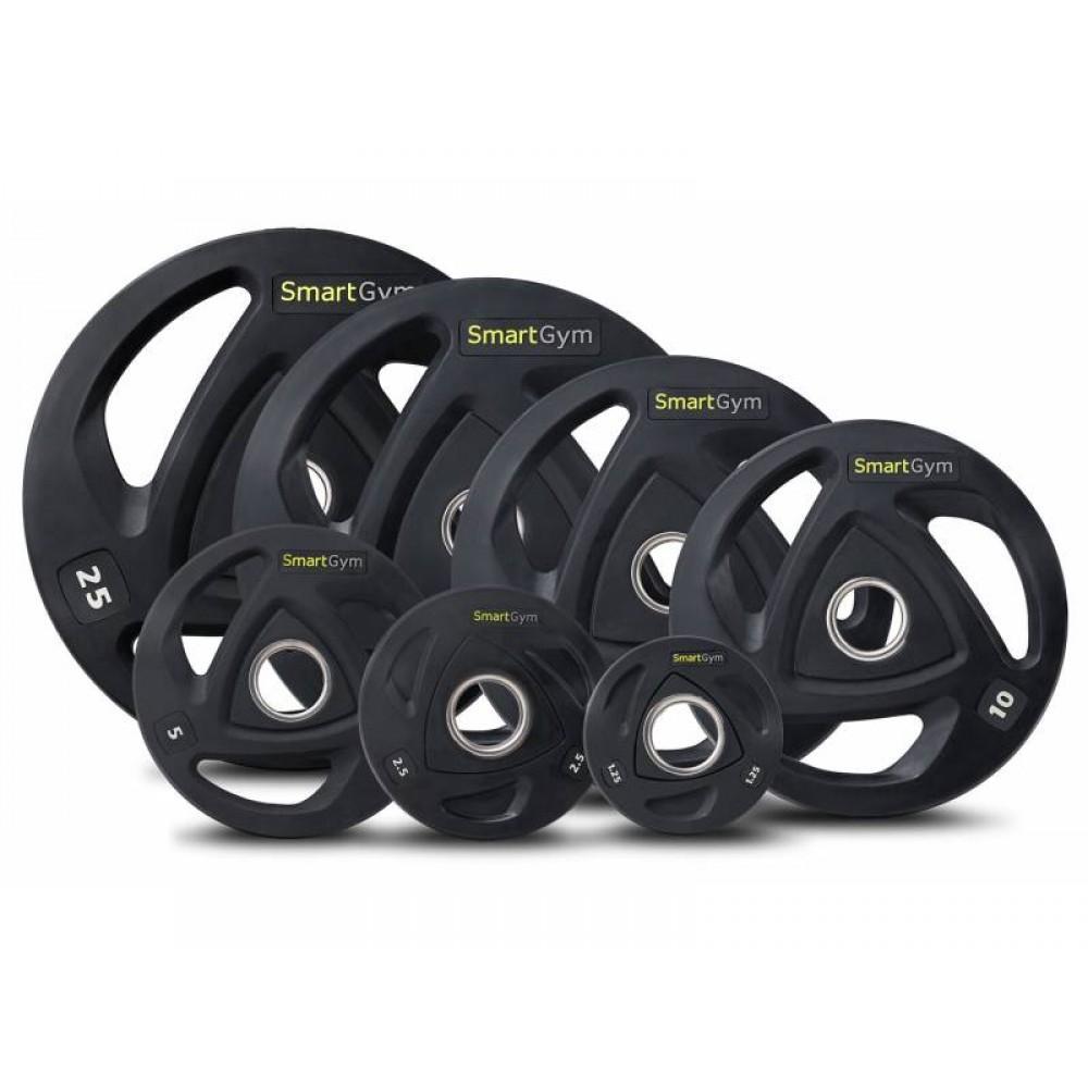Диск олімпійський SmartGym 1.25 кг