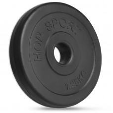Диск композитний Hop-Sport 1.25 кг