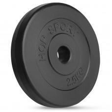 Диск композитний Hop-Sport 2.5 кг